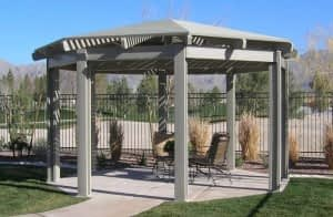 Pitched Freestanding Gazebo